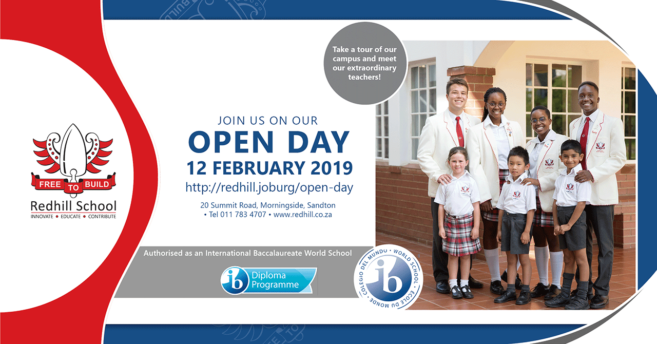 Redhill School Open Day 2019