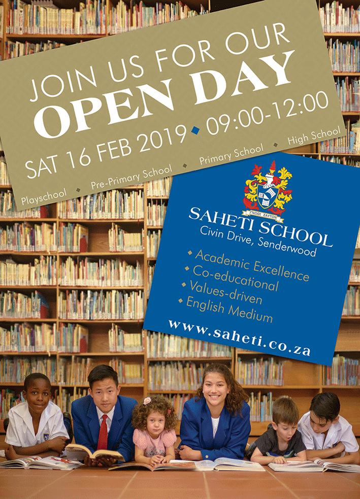 SAHETI School Open Day 2019