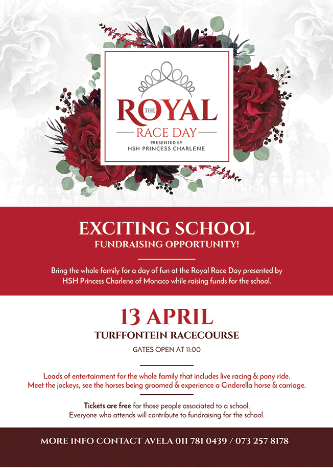 Sacred Heart College Royal Race Day