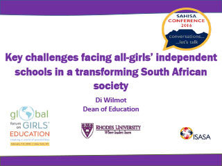 Challenges Facing All-Girls Schools