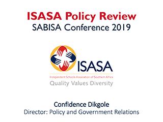Policy Review SABISA 2019