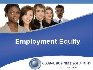 Employment Equity Pitfalls