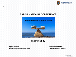 Environmental Innovation
