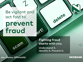 Act Fast to Prevent Fraud