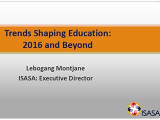 Trends in Independent Schooling