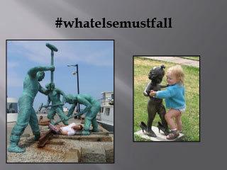 #Whatelsemustfall